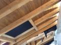 Bajocubierta panel sandwich de madera
