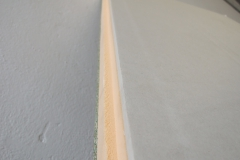 Detalhe Painel sandwich gesso